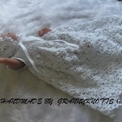 Christening Gowns For Girls And Boys - Jo 1601