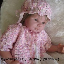 Crochet outfits -Shrug Thread Outfit - Patience 2100