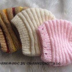 Slouch Baby Hat