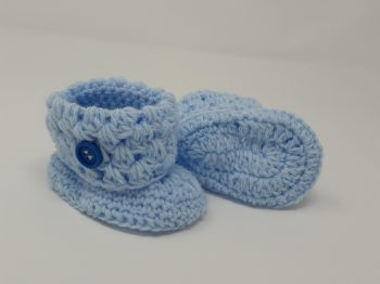 Baby Booties for Girls & Boys
