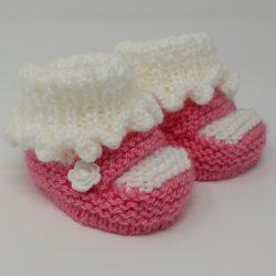 Pink Socks& Shoes