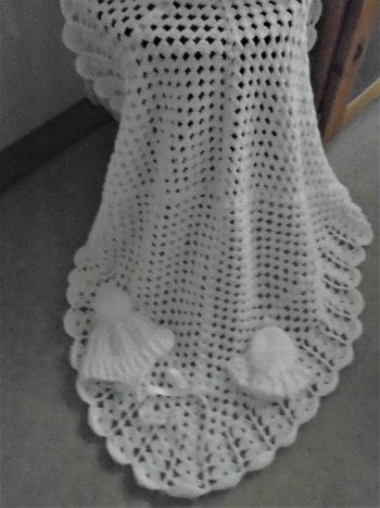 White Granny Square Gift Set