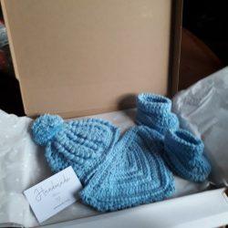 Letterbox Blue